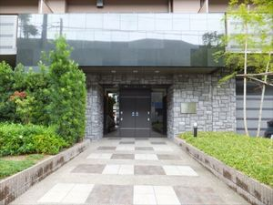 クレアコート池田城南ウエストキャッスル エントランス.JPG