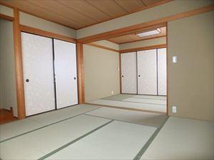 上池田貸家 3F和室2.JPG