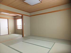 上池田貸家 3F和室4.JPG